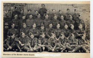 Borden Home Guard