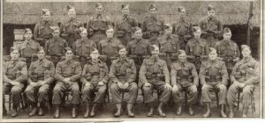 Borden Home Guard 1940s