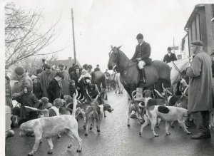 Tickham Hunt 1960s